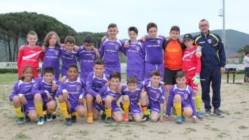 I Pulcini della Castiglionese in trasferta all'Isola d'Elba per la Festa regionale 2016