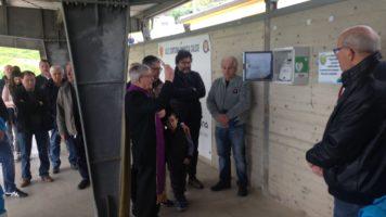 Un defibrillatore allo stadio Santi Tiezzi