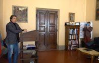 Brandi presenta il libro dedicato al monumento ai caduti castiglionesi