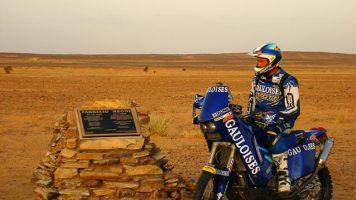 Nel nome di Fabrizio, gli amici di Meoni in Mauritania