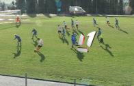 Fra Cortona e Pontassieve finisce 0-0, gol annullato per fuorigioco agli arancioni