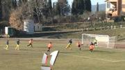Il Cortona batte il Subbiano 3-1