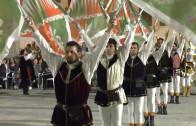 Porta Fiorentina vince la Gara musici e sbandieratori di Castiglion Fiorentino