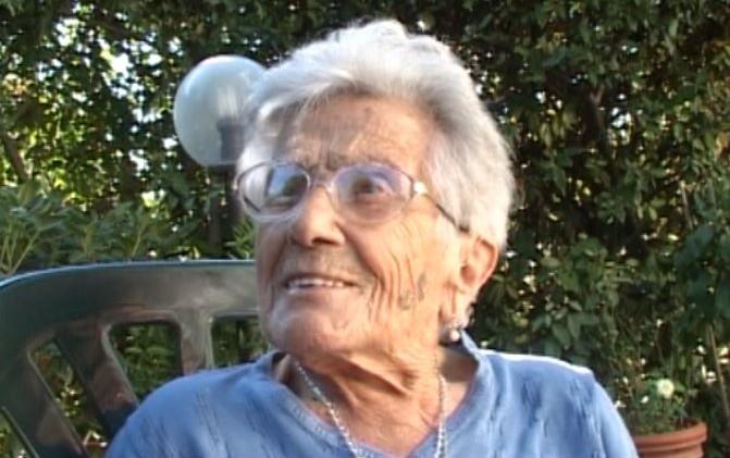 Nonna Lina ha raggiunto il traguardo dei 106 anni