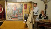 Nuova vita per la Pala di Orzale, la presentazione del restauro