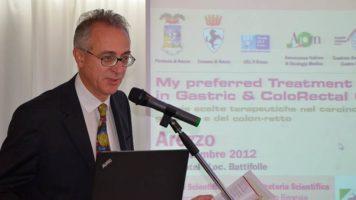 Il dott. Sergio Bracarda, il volto umano dell'oncologia