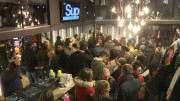 Inaugurazione vip al Superdry Store di Arezzo con Cecilia Rodriguez e Francesco Monte