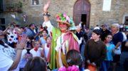 Zia Caterina e il suo magico taxi sbarcano a Castiglion Fiorentino