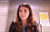 Francesca Sebastiani ospite di Spazio Comune